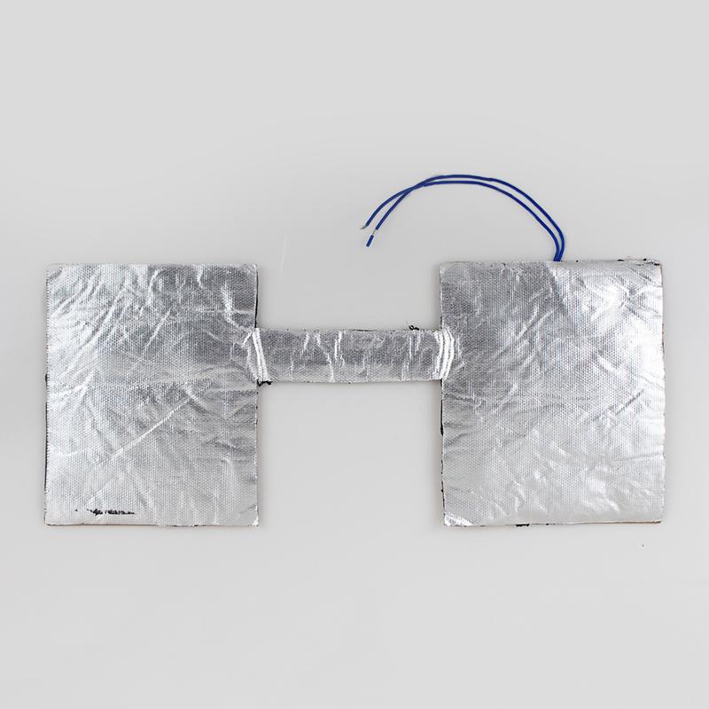 发热丝组件使体内外的物质交换处于平稳状态