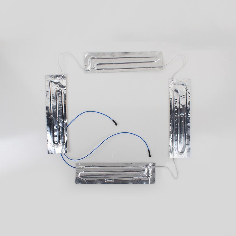 发热线是一种电加热原材料