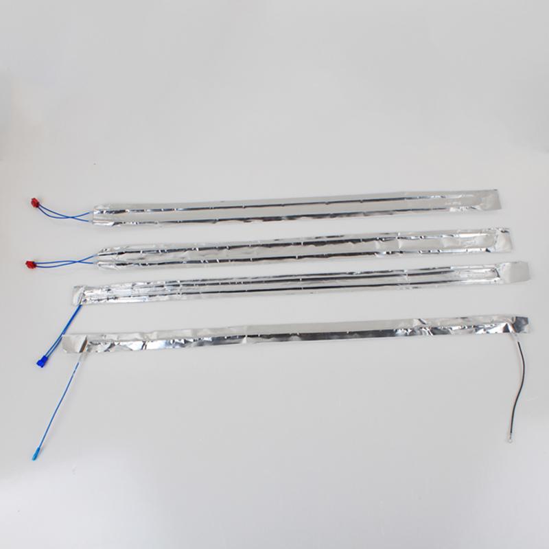 生产的取暖桌铝箔发热片为什么会有静电!